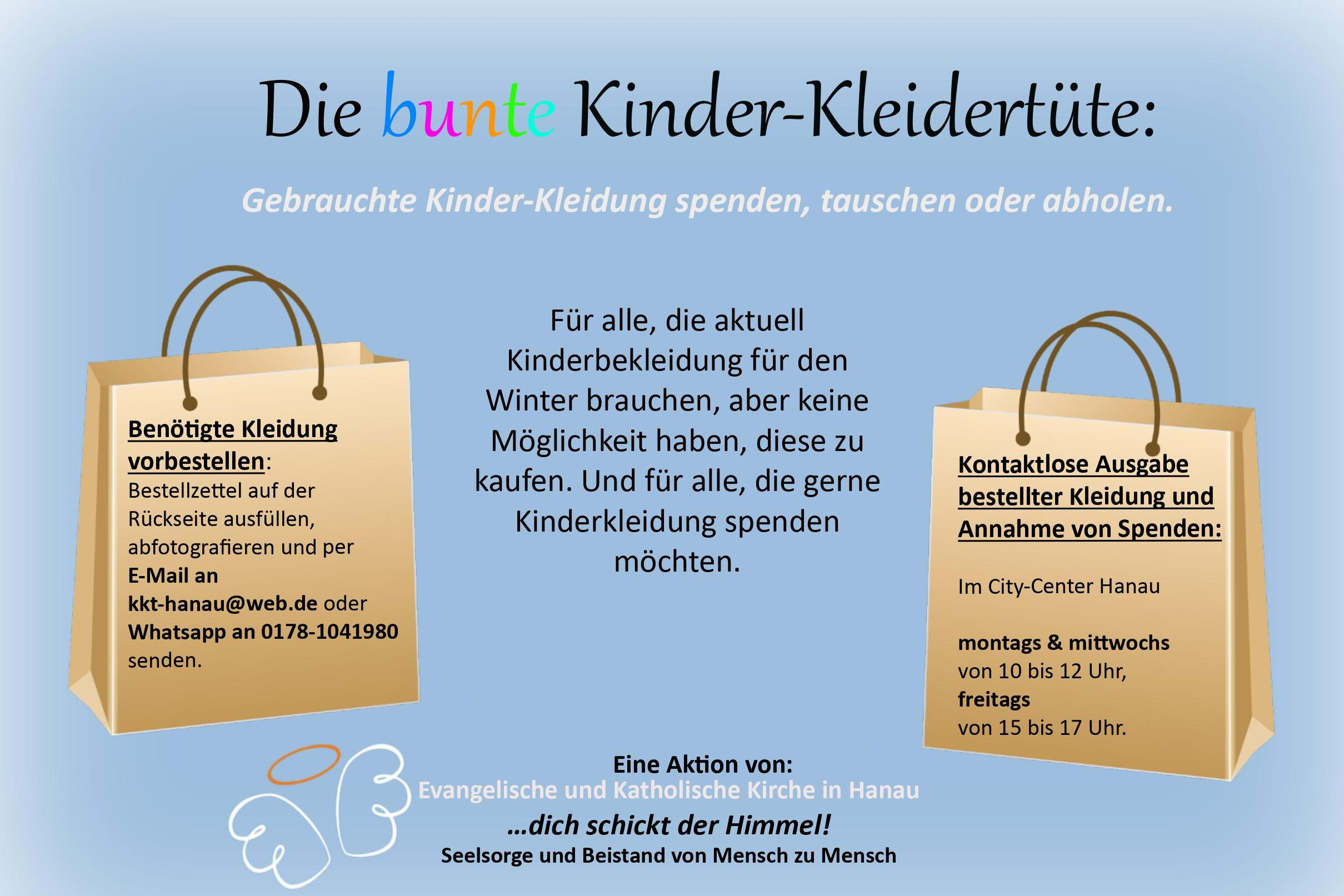 "Featured image for ""Die BUNTE KINDER-KLEIDERTÜTE"""