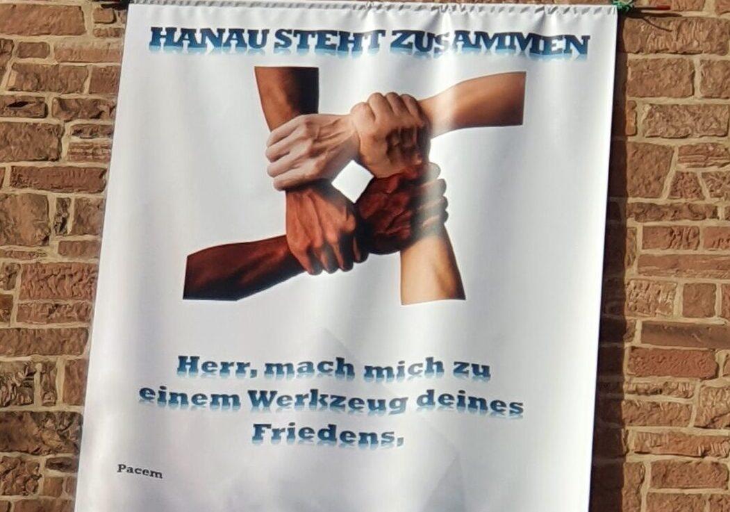 """Featured image for """"Hanau steht zusammen"""""""